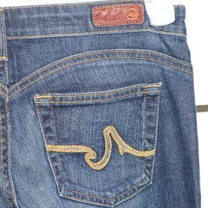 AG Adriano Goldschmied womens jean size 28 x 32.5